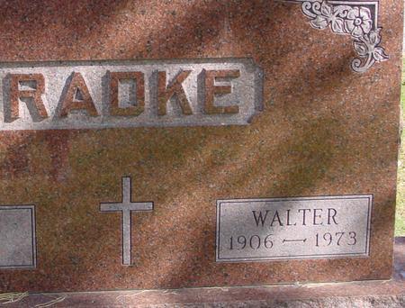 RADKE, WALTER - Cherokee County, Iowa | WALTER RADKE
