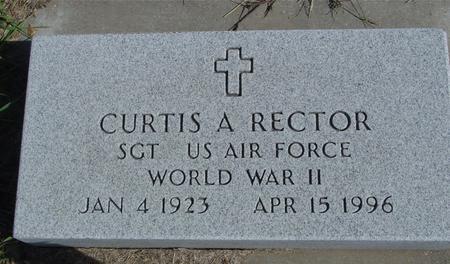 RECTOR, CURTIS A. - Cherokee County, Iowa | CURTIS A. RECTOR