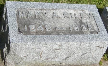 RILEY, MARY A. - Cherokee County, Iowa   MARY A. RILEY