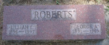 ROBERTS, LILLIAN L - Cherokee County, Iowa | LILLIAN L ROBERTS