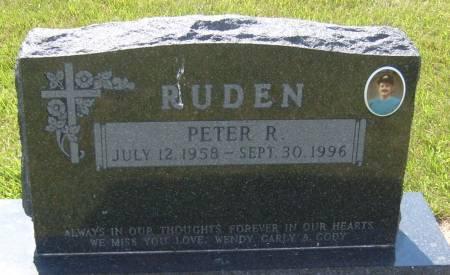 RUDEN, PETER R. - Cherokee County, Iowa | PETER R. RUDEN