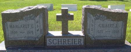 SCHREIER, GILBERT J. - Cherokee County, Iowa | GILBERT J. SCHREIER
