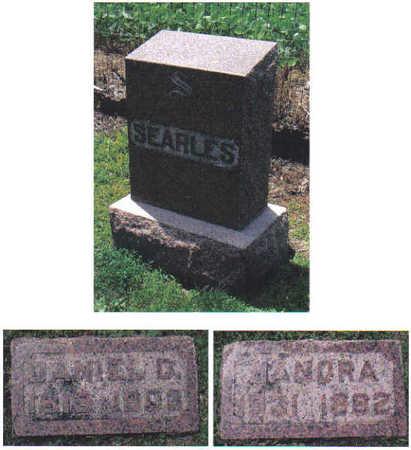 SEARLES, HANORA - Cherokee County, Iowa | HANORA SEARLES