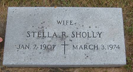 SHOLLY, STELLA R. - Cherokee County, Iowa | STELLA R. SHOLLY