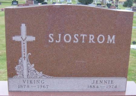 SJOSTROM, VIKING - Cherokee County, Iowa | VIKING SJOSTROM