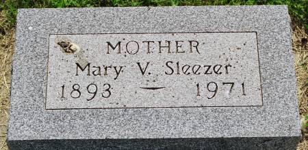 SLEEZER, MARY VIOLA - Cherokee County, Iowa | MARY VIOLA SLEEZER