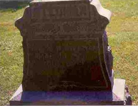 STEDMAN WILLARD, JANE DEBORAH WHITE - Cherokee County, Iowa | JANE DEBORAH WHITE STEDMAN WILLARD