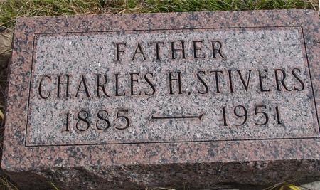 STIVERS, CHARLES H. - Cherokee County, Iowa   CHARLES H. STIVERS