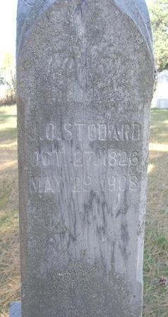 STODARD, J. O. - Cherokee County, Iowa   J. O. STODARD