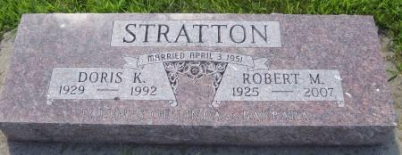 STRATTON, ROBERT M. - Cherokee County, Iowa   ROBERT M. STRATTON