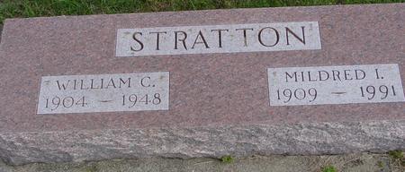 STRATTON, WILLIAM C. - Cherokee County, Iowa | WILLIAM C. STRATTON