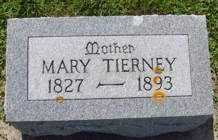 TIERNEY, MARY - Cherokee County, Iowa | MARY TIERNEY
