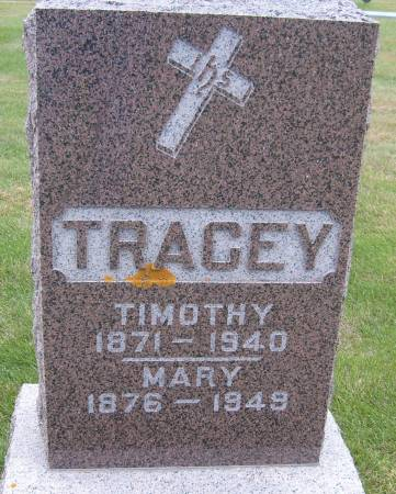 TRACEY, TIMOTHY - Cherokee County, Iowa | TIMOTHY TRACEY