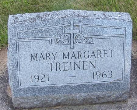 TREINEN, MARY MARGARET - Cherokee County, Iowa   MARY MARGARET TREINEN