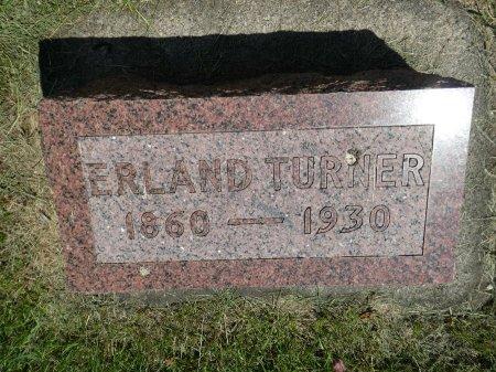 TURNER, ERLAND - Cherokee County, Iowa   ERLAND TURNER