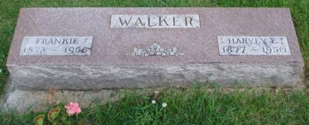 WALKER, FRANCES - Cherokee County, Iowa | FRANCES WALKER