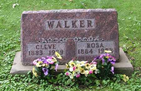 WALKER, ROSA EMMA - Cherokee County, Iowa | ROSA EMMA WALKER