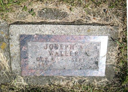 WALLER, JOSEPH A - Cherokee County, Iowa | JOSEPH A WALLER