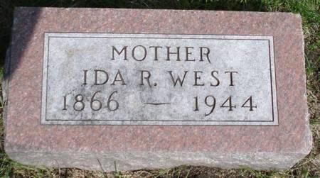 WEST, IDA R. - Cherokee County, Iowa | IDA R. WEST