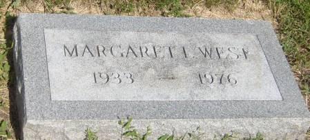 WEST, MARGARET L. - Cherokee County, Iowa | MARGARET L. WEST