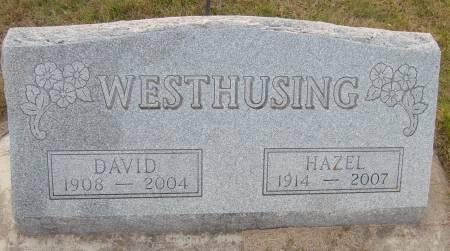 WESTHUSING, DAVID A. - Cherokee County, Iowa | DAVID A. WESTHUSING