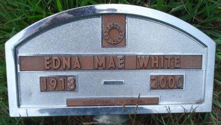WHITE, EDNA MAE - Cherokee County, Iowa | EDNA MAE WHITE