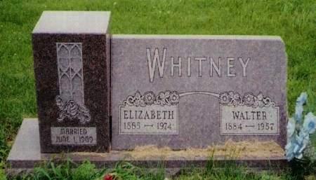 DOUPE WHITNEY, ELIZABETH - Cherokee County, Iowa   ELIZABETH DOUPE WHITNEY