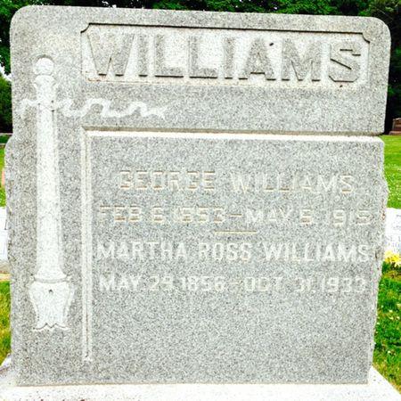 WILLIAMS, GEORGE - Cherokee County, Iowa | GEORGE WILLIAMS