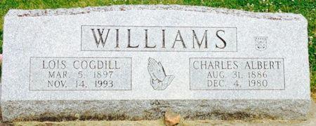 WILLIAMS, LOIS - Cherokee County, Iowa | LOIS WILLIAMS
