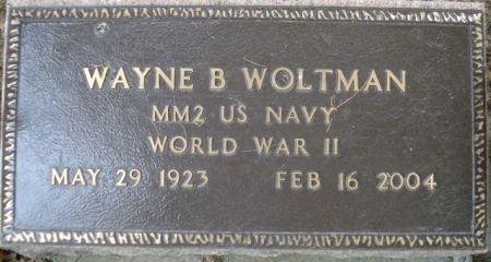 WOLTMAN, WAYNE B. - Cherokee County, Iowa | WAYNE B. WOLTMAN