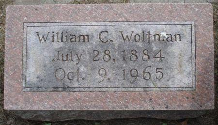 WOLTMAN, WILLIAM C. - Cherokee County, Iowa | WILLIAM C. WOLTMAN