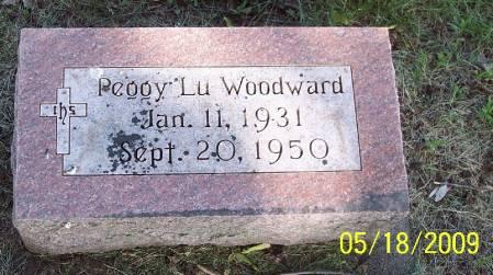 WOODWARD, PEOOY LU - Cherokee County, Iowa | PEOOY LU WOODWARD
