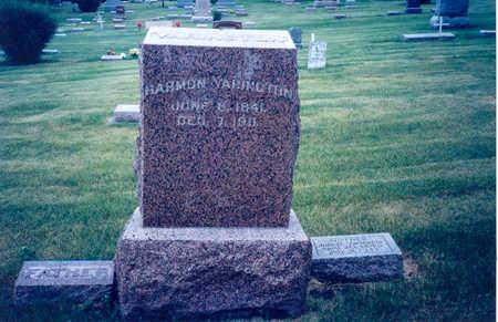 YARINGTON, HARMON - Cherokee County, Iowa | HARMON YARINGTON