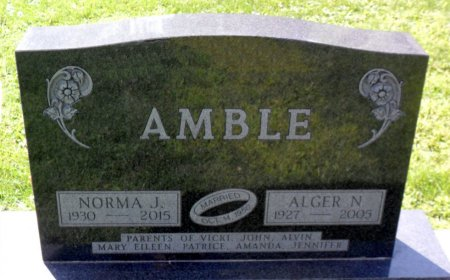 AMBLE, NORMA J. - Chickasaw County, Iowa   NORMA J. AMBLE