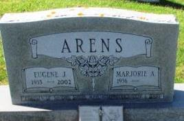ARENS, EUGENE J - Chickasaw County, Iowa | EUGENE J ARENS