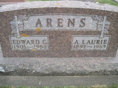 ARENS, A. LAURIE - Chickasaw County, Iowa | A. LAURIE ARENS