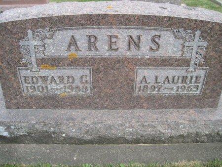 ARENS, EDWARD C. - Chickasaw County, Iowa | EDWARD C. ARENS