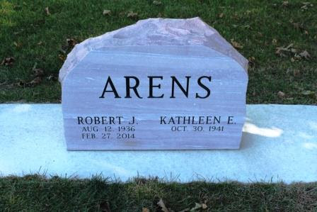 ARENS, ROBERT J - Chickasaw County, Iowa | ROBERT J ARENS