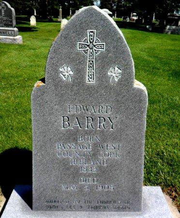 BARRY, EDWARD - Chickasaw County, Iowa   EDWARD BARRY
