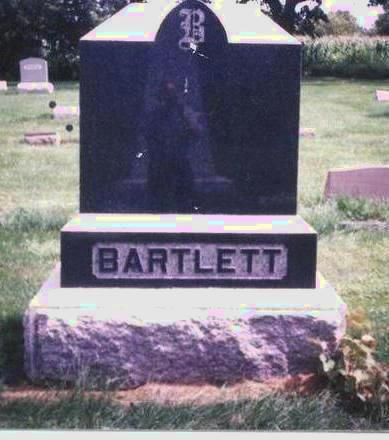 BARTLETT, MARY - Chickasaw County, Iowa | MARY BARTLETT