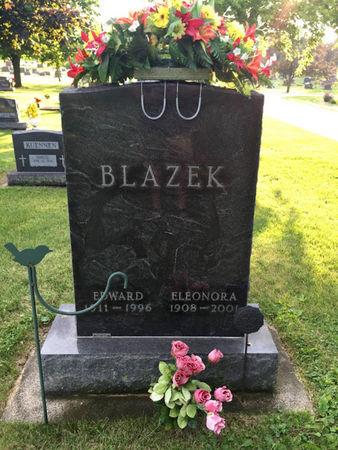 BLAZEK, ELEONORA - Chickasaw County, Iowa | ELEONORA BLAZEK