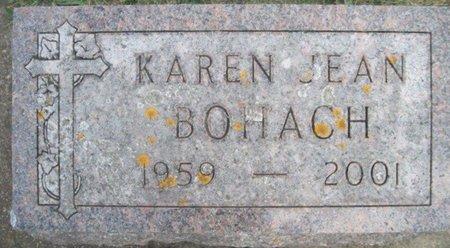 BOHACH, KAREN JEAN - Chickasaw County, Iowa | KAREN JEAN BOHACH
