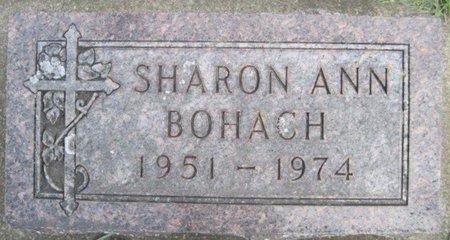 BOHACH, SHARON ANN - Chickasaw County, Iowa | SHARON ANN BOHACH