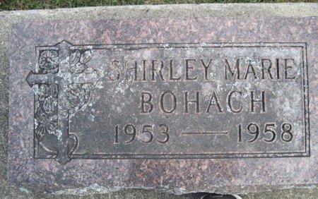 BOHACH, SHIRLEY MARIE - Chickasaw County, Iowa | SHIRLEY MARIE BOHACH
