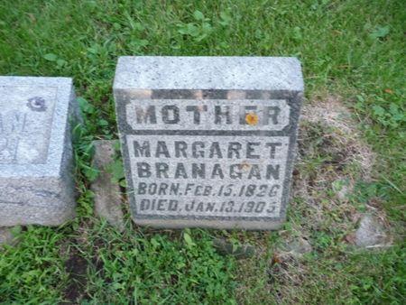 BRANAGAN, MARGARET - Chickasaw County, Iowa | MARGARET BRANAGAN