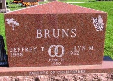 BRUNS, JEFFREY T - Chickasaw County, Iowa | JEFFREY T BRUNS