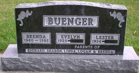 BUENGER, BRENDA - Chickasaw County, Iowa | BRENDA BUENGER