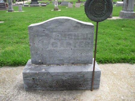 CARTER, AMON J - Chickasaw County, Iowa | AMON J CARTER