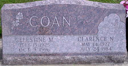 COAN, CLARENCE N. - Chickasaw County, Iowa | CLARENCE N. COAN