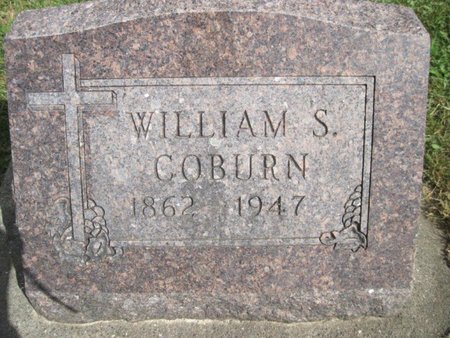 COBURN, WILLIAM S. - Chickasaw County, Iowa | WILLIAM S. COBURN